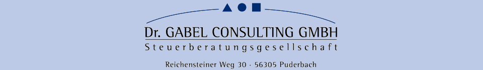 Dr. Gabel Consulting GmbH
